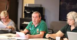 UIS Executive Meeting