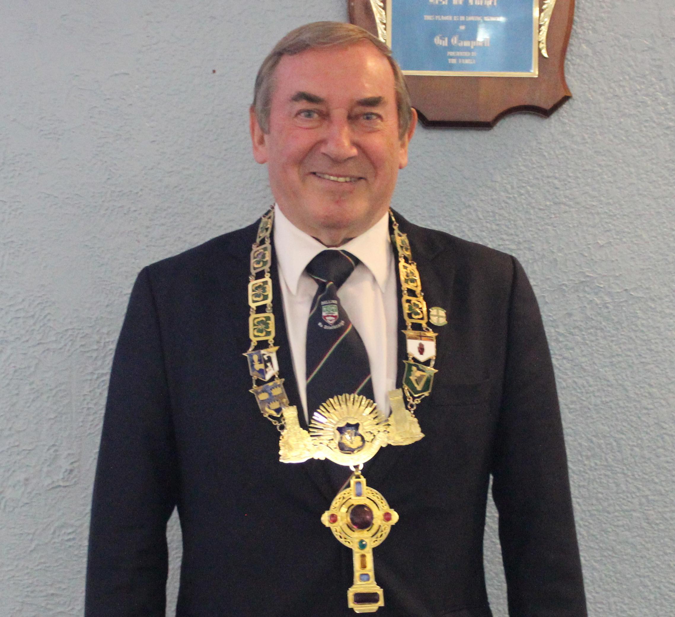 United Irish Societies of Montreal Elects New President
